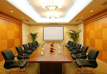 青岛海大学术交流中心澳门厅会议室