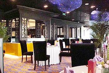 北京五洲大酒店中餐厅