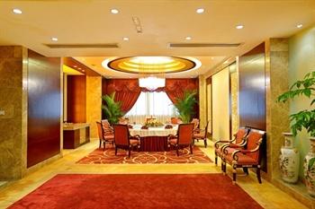 广州花都新世纪酒店餐厅包房