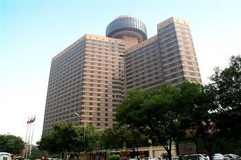 北京昆仑饭店外观图片