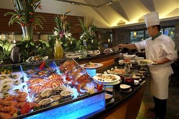 北京建国饭店餐厅