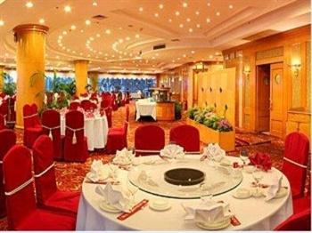 无锡鲁能万豪酒店餐厅