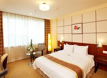广州流花宾馆标准大床房