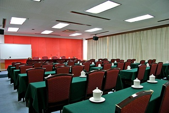 广州燕岭大厦豪华小会议厅
