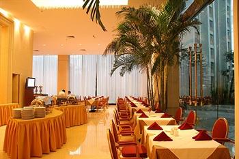 广州国德国际大酒店西餐厅
