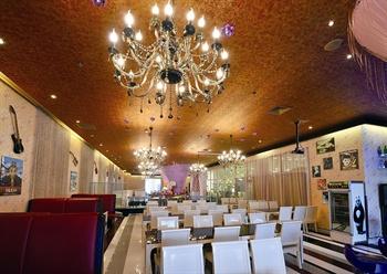 北京亚奥国际酒店郁金香西餐厅