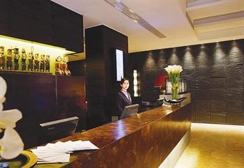 杭州艺联君亭酒店酒店总台