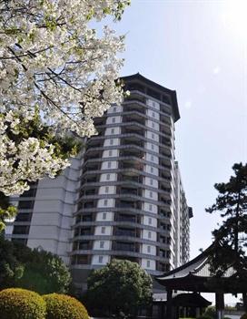 南京丁山花园大酒店酒店外观图片