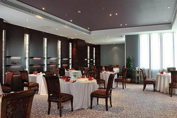 北京东方花园饭店中餐厅--竹苑厅