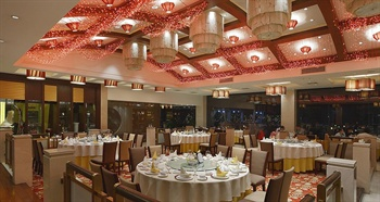 杭州索菲特西湖大酒店涌金阁中餐厅