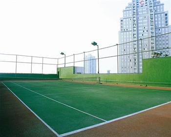 武汉保利大酒店网球场