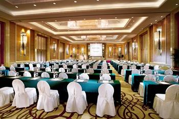 哈尔滨索菲特大酒店大宴会厅
