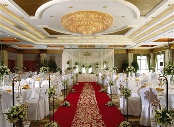 上海虹桥迎宾馆夏宫宴会厅