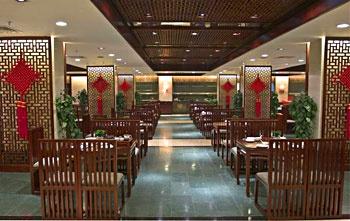 广州白云宾馆白云轩中餐厅