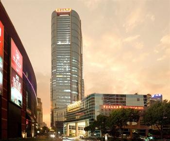 上海金陵紫金山大酒店酒店外观图片