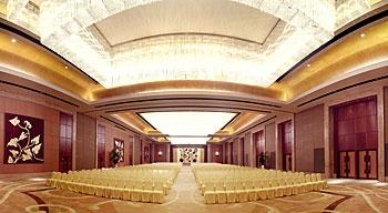 北京万达嘉华酒店大宴会厅