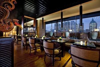 上海中星君亭酒店餐厅