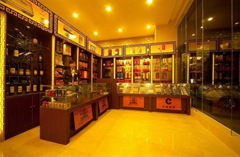 武汉未来城大酒店精品店