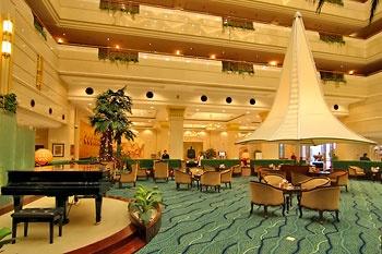 上海东方滨江大酒店(国际会议中心)大堂吧