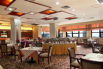 深圳南方联合大酒店云顶西餐厅