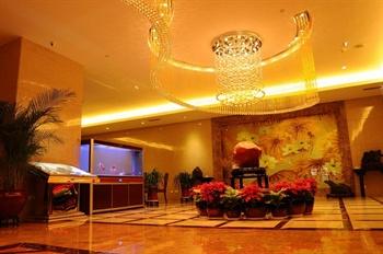 贵州华联大酒店(贵阳)大堂