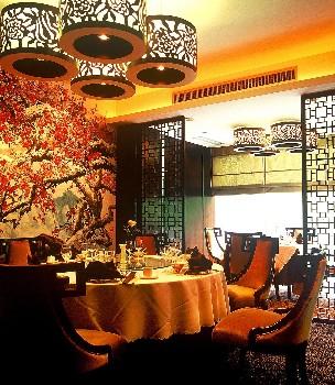 武汉东湖宾馆乙所青岛湖零点餐厅