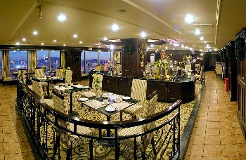 昆明新纪元大酒店西餐厅