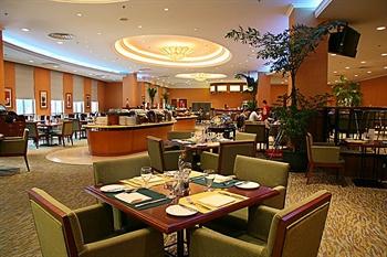 上海浦东机场华美达大酒店香榭丽