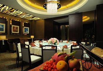 杭州富邦国际大酒店中餐厅包厢
