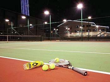 上海华凯华美达广场酒店室外网球场