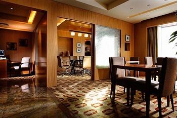 北京丽亭酒店行政酒廊