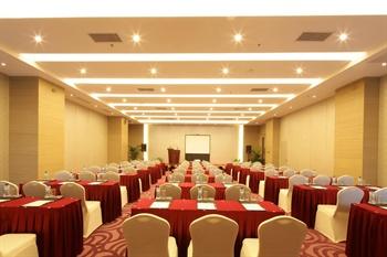 广州珠江国际酒店会议室