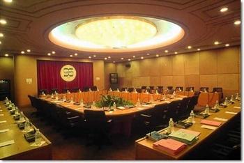 北京五洲大酒店会议室