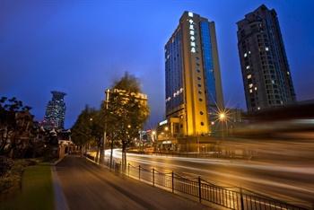 上海中星君亭酒店外观图片