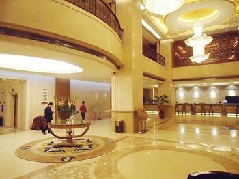 石家庄京州国际酒店大堂