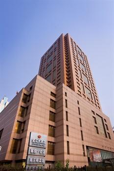 南京金汇大酒店外观图片