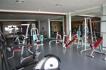 厦门国际会展酒店健身房