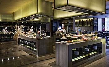 北京万达嘉华酒店餐厅