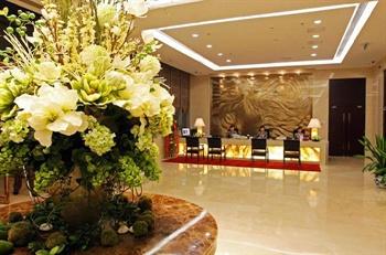 北京中意鹏奥酒店大堂