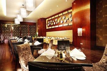 北京中关村皇冠假日酒店餐厅