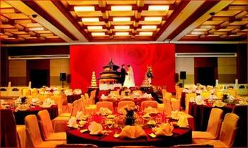 北京中成天坛假日酒店宴会厅