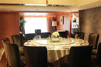 广州南方大酒店中餐厅包房