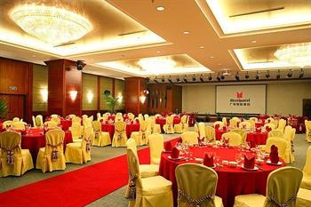 北京广电国际酒店宴会厅