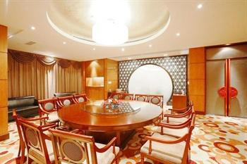 上海同济君禧大酒店VIP包房