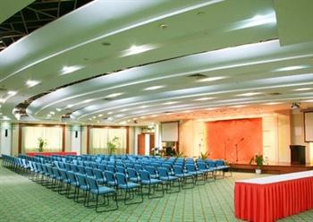 苏州在水一方大酒店会议中心聚翠厅