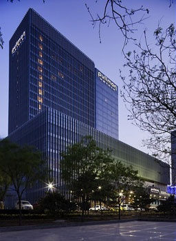 北京富力万达嘉华酒店酒店外观