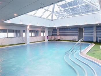 上海天诚大酒店游泳池