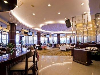 上海华凯华美达广场酒店咖啡厅