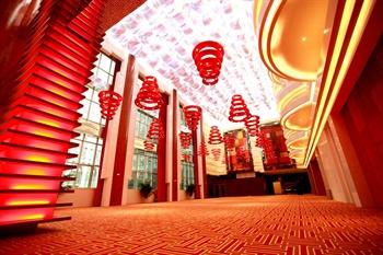 武汉纽宾凯金银湖国际酒店宴会厅