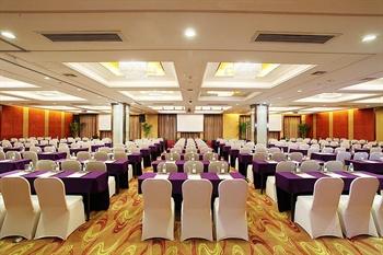 深圳中航城格兰云天大酒店宴会厅
